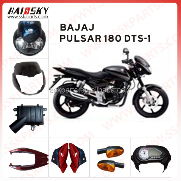 Haissky Customized Motorcycle Spare Parts OEM Orders