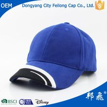 embroidered 6 panel golf hats velcro back hats wholesale mens sports cap