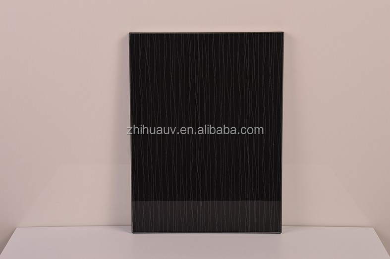 ZhiHua mdf high gloss uv lacquered board