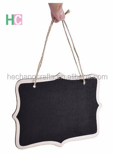 mini cheap wooden chalkboard for sale