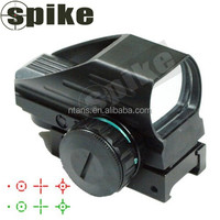 SPIKE 1x22x33mm Red Dot & Laser Sight red dot reflex sight dot sight for hunting