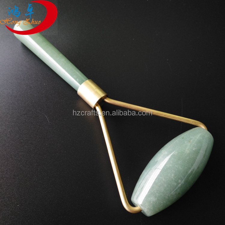 China made facial beauty jade roller for daily beauty and <strong>health</strong>