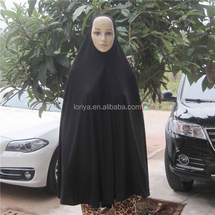 African women kaftans with Hijab Muslim Traditional Full Sleeves Kaftan Dress For Women