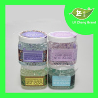 Solid Gel Aromatic Bead Car Air Freshener