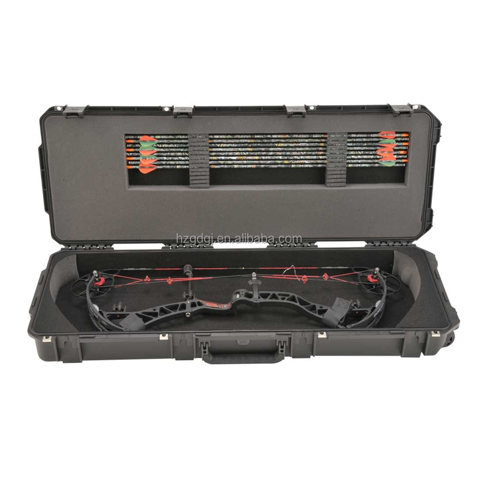 GD6063 Wheeled Hard Compound Bow Case