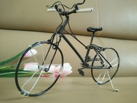 Popular arts and crafts/Boutique bike/home decoration wrought iron bike