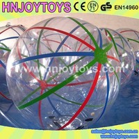 Round Shape Walk Water Pool Inflatabel Sky Ball