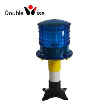 solar powered led signal tower light/solar barricade light