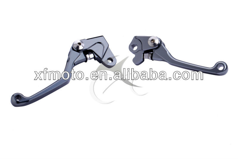 Motorcycle Clutch and Brake Levers for Honda CR80R / 85R CRF150R CR125R / 250R CRF450R