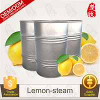 100% Pure And Natural Lemon Steam Essential Oil