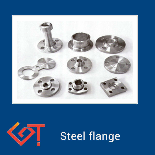 steel flange ,bolts and nuts
