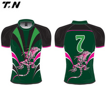 Wholesale team rugby jerseys/rugby teamwear