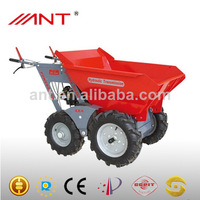 BY300 mini tractor small tractor with tracks farming tractor with gasoline engine construction machinery