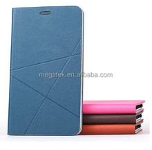 phone accessories leather flip cover for huawei honor X1