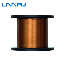 42 AWG high quality superfine enamelled copper wire