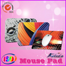 mouse mat gift aqua frame insert photo PVC style sublimation rubber mouse pad pass SGS ISO