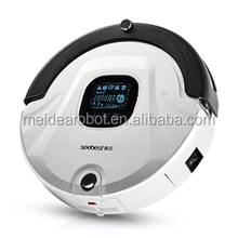 2017 Best Selling Battery Robot Vacuum Cleaner C565 Seebest Manufactory