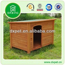 build dog kennel wood DXDH002
