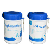 Wholesale high quality 100pcs wet wipes in tube floor wet wipes
