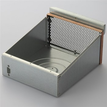 Stainless Materials Metal Machining Stamping Box