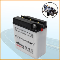 Hot sale sealed battery gel motorcycle battery with high quality for 6N11A-1B