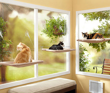 New Arrival Cat Perch Window-mounted Cat Bed Cat Sunny Pet Bed Hammock