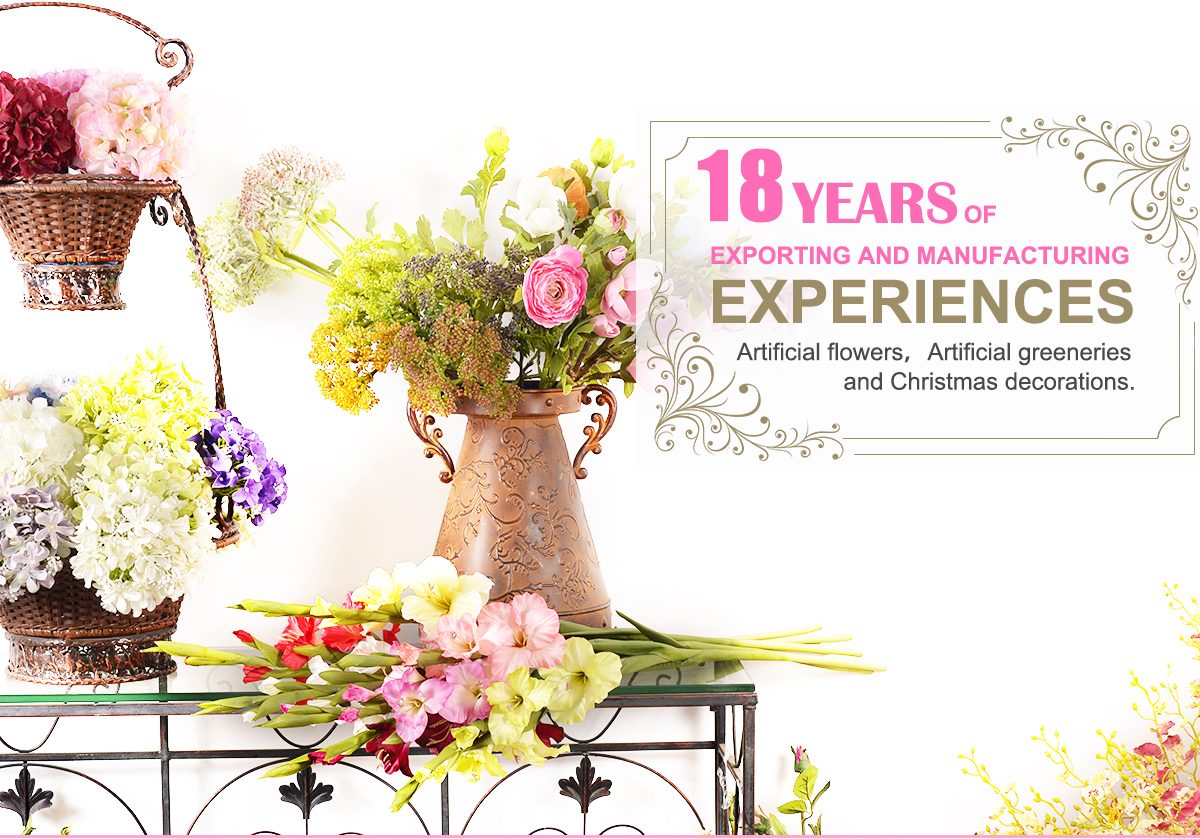 Xiamen Liying Industrial Co Ltd Artificial Flowers Artificial