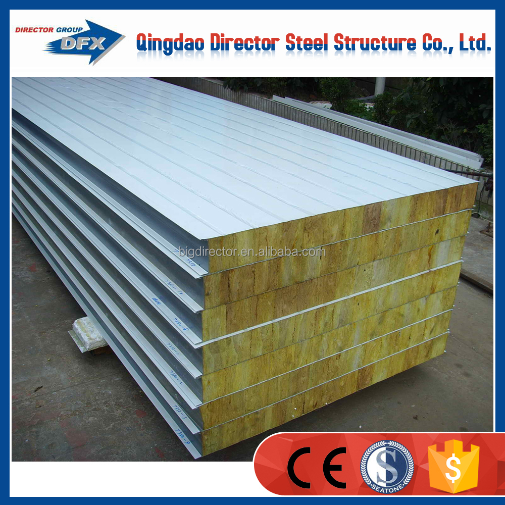 Sandwich Panel Construction : Sandwich panel prefabricated house wall panels buy