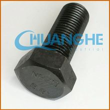 china supplier grade 8.8 scm435 hexagon head bolt jis b1180