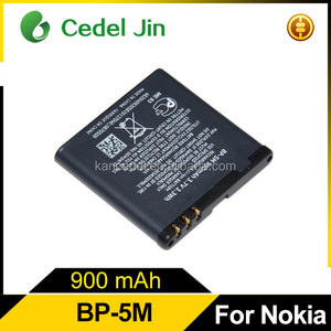 Phone Battery For Nokia BP-5M 900mah/3.7v Battery Suitable for 5610XM/5611XM/5700XM/5710XM/6110c/6110n