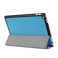 Folio book PU leather case for iPad pro 12.9 inch with stand
