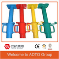 Galvanized & Painted steel prop from Golden supplier recommended by Alibaba