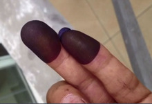 Sliver Nitrate 5-25% Country Election Indelible Ink for Elections