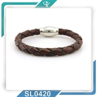 leather wrap bracelet most popular stainless steel jewelry making supplies