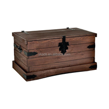 Wooden Wine Box living room chest