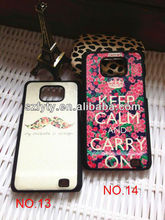 Hard Case for i9100 Sumsung mobile phone case
