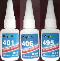 401 Instant Adhesive 20g--500g Bottle Stronger Super glue Multi-Purpose