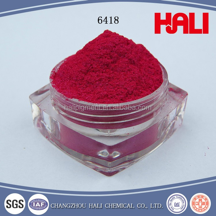 From HaLi High quality mica titanium dioxide pearl pigment