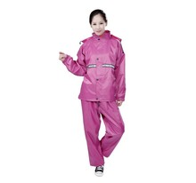 motorcycle racing rain suits 190t polyester raincoat