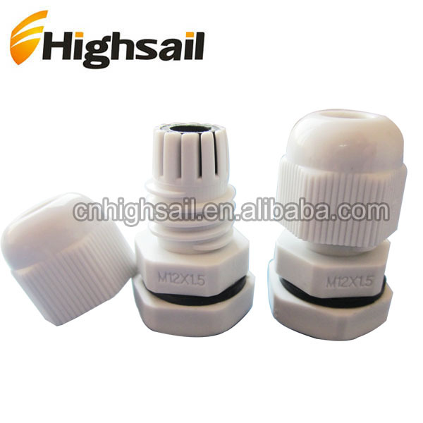 Rubber electric cable gland shroud