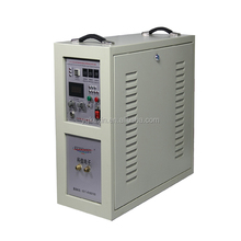made in china 35 KW high frequency induction small electric furnace/small gold melting furnace/small gold smelting equipment