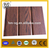 Two Groove Laminated Pvc Wall Panel