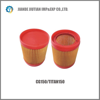 CG150/TITAN150 motorcycle air filter High Quality