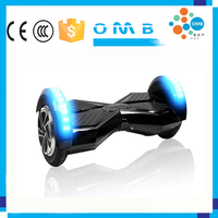 Factory Manufacturer Electric Scooter Self Balancing Bluetooth Hoverboard 2 Wheel Electroc Scooter