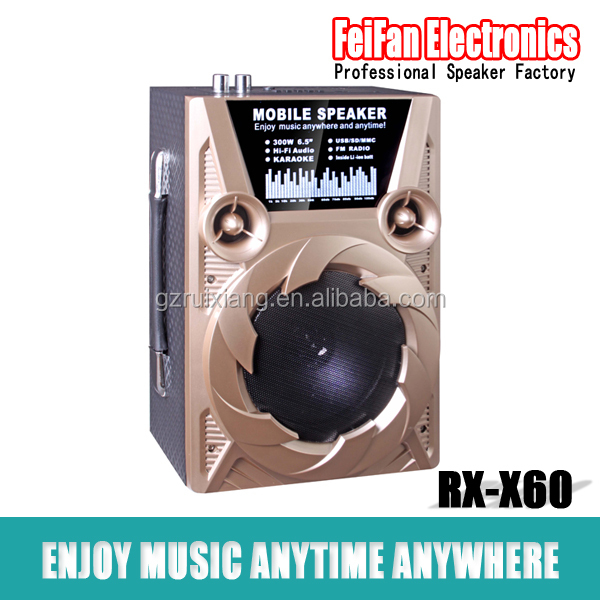 Top Sale 6.5 Inch Ceiling Speaker With Fm Radio