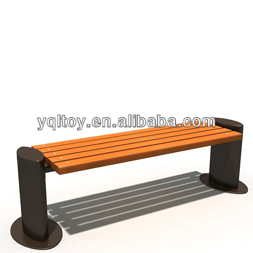 Outdoor shopping mall bench for sale