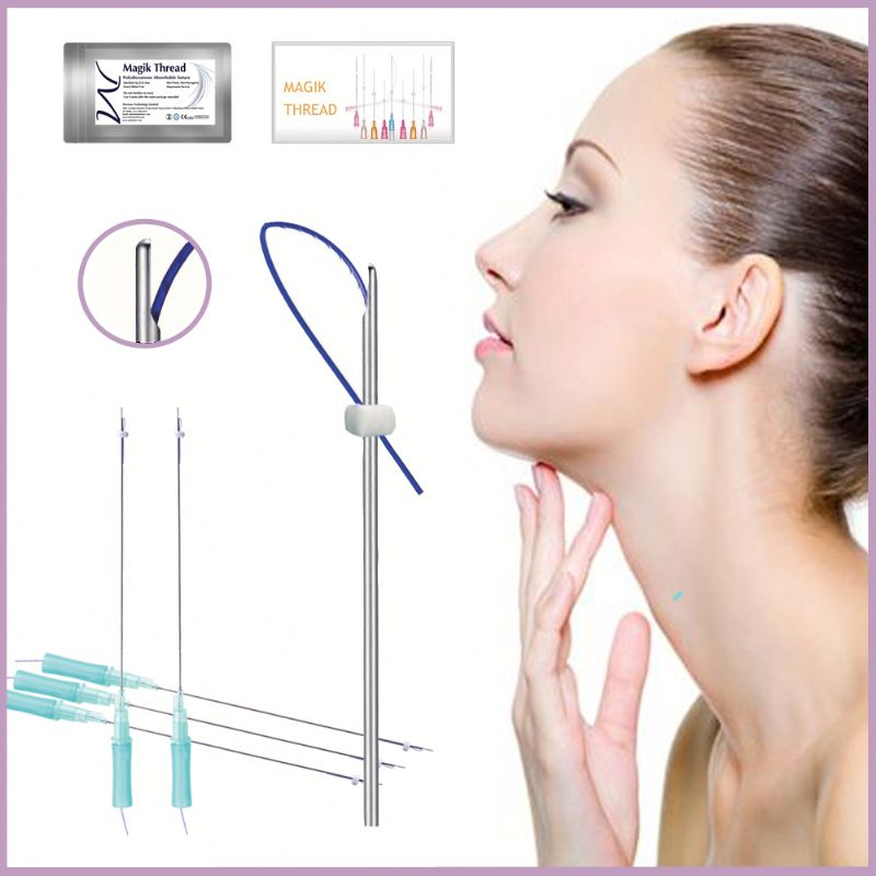 skin tightening sterile suture pack