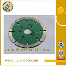 110mm Segmented Hand Diamond cutting saw blades for marble