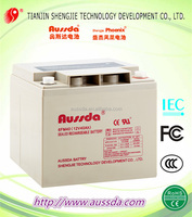 New Rechargeable storage battery 12V 40ah UPS battery