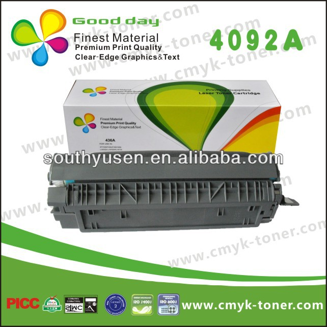Printer Toner C4092A / EP-22 Compatible HP 1100 / 3200 and Canon LBP1110